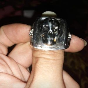 Mens Size 14 Ed Hardy Ring